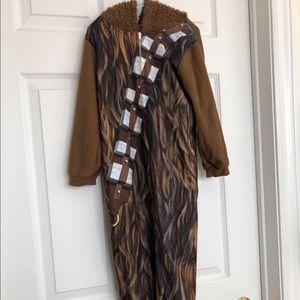 Star Wars Chewbacca Onesie size XS 4/5